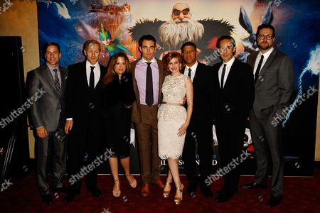 Editorial photo of Premiere: Rise of the Guardians, London, United Kingdom