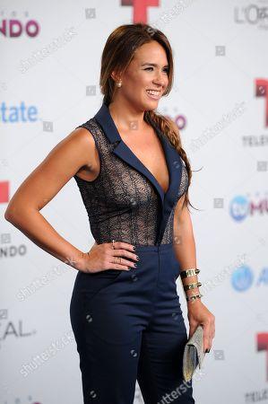 Editorial photo of Premios Tu Mundo Arrivals - , Miami, USA