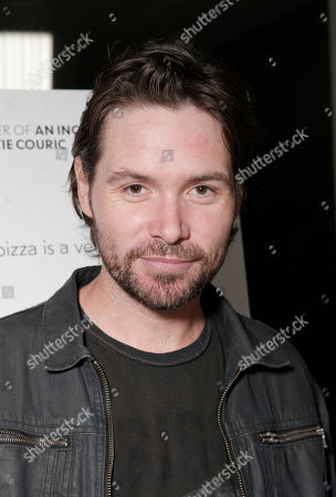 Michael Johns attends Radius' Los Angeles Premiere of FED UP at Pacific Design Center on in Los Angles