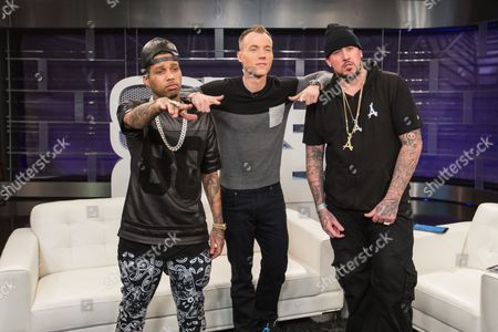 Editorial picture of SKEE LIve with Kid Ink, Los Angeles, USA