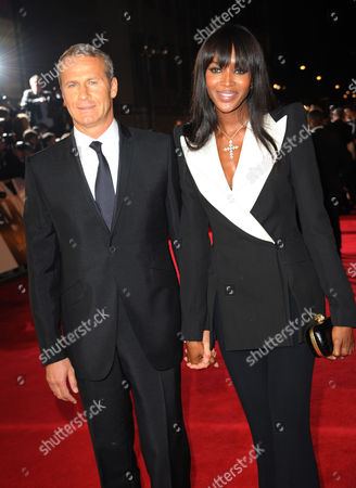 Vladislav Doronin, Naomi Campbell arrives at the world premiere of Skyfall James Bond 007 at the Royal Albert Hall on in London