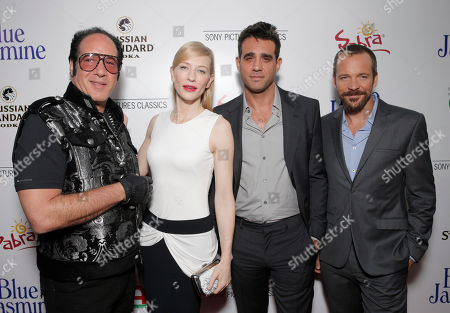 Andrew Dice Clay, Cate Blanchett, Bobby Cannavale and Peter Sarsgaard arrive on the red carpet at Sony Pictures Classics LA premiere of Blue Jasmine presented by The One Group on in Los Angeles