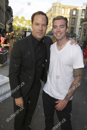 BoJesse Christopher and Jesse Christopher seen at Stand for Kids Annual Gala benefiting Orthopaedic Institute for Children at Twentieth Century Fox Studios Lot, in Los Angeles, CA