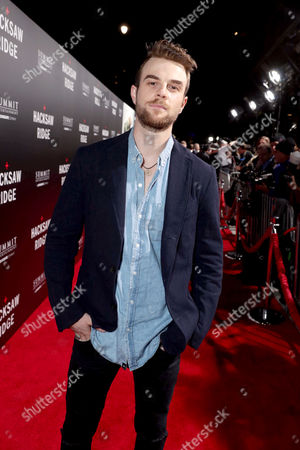 """Editorial image of Summit Entertainment, a Lionsgate Company, Los Angeles Special Screening of """"Hacksaw Ridge"""", Beverly Hills, USA"""
