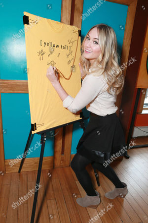 Naomi Kyle attends Talent Resources Suites,, in Park City, Utah