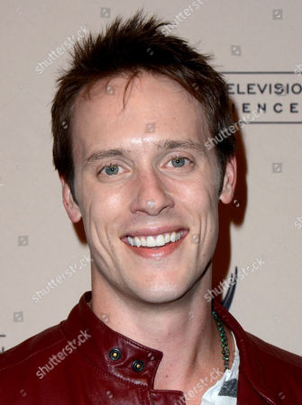 "Stock Image of Actor Sean Hemeon arrives at the Academy of Television Arts & Sciences Presents 10 Years After ""The Prime Time Closet - A History Of Gays And Lesbians On TV,"", at the Leonard H. Goldenson Theatre in North Hollywood, Calif"