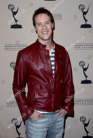 "Stock Picture of Actor Sean Hemeon arrives at the Academy of Television Arts & Sciences Presents 10 Years After ""The Prime Time Closet - A History Of Gays And Lesbians On TV,"", at the Leonard H. Goldenson Theatre in North Hollywood, Calif"
