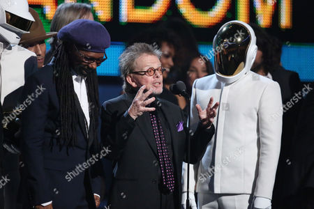 Editorial photo of The 56th Annual GRAMMY Awards - Show, Los Angeles, USA