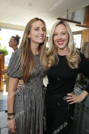 Stock Picture of Jeanann Williams and Tara Swennen at The Hollywood Reporter and Jimmy Choo Celebration of the Most Powerful Stylists in Hollywood, on Wednesday, March, 13, 2013 in Los Angeles