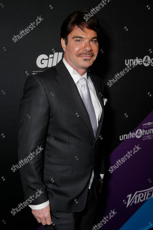 Eric Schiffer arrives at unite4:good and Variety's unite4:humanity at Sony Pictures Studios, in Culver City, Calif