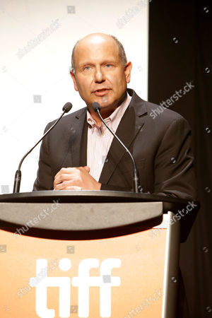 """Producer Christopher Meledandri seen at Universal Pictures """"Sing"""" at the 2016 Toronto International Film Festival, in Toronto"""