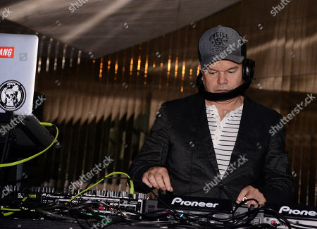 DJ Paul Oakenfold attends the International Music Summit - IMS Engage after party at W Hollywood,, in Los Angeles