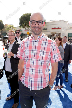 Co-Director Doug Sweetland seen at Warner Bros. Pictures and Warner Animation Group World Premiere of STORKS at the Regency Village Theater, in Los Angeles