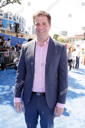 Co-Director/Writer/Producer Nicholas Stoller seen at Warner Bros. Pictures and Warner Animation Group World Premiere of STORKS at the Regency Village Theater, in Los Angeles