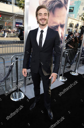 "Ryan Corr seen at Warner Bros. Premiere of ""The Water Diviner"", in Los Angeles"