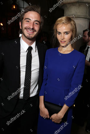 "Ryan Corr and Isabel Lucas seen at Warner Bros. Premiere of ""The Water Diviner"", in Los Angeles"