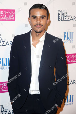 """Jacob Artist arrives at the premiere of """"White Bird in a Blizzard"""" presented by FIJI Water on in Los Angeles"""