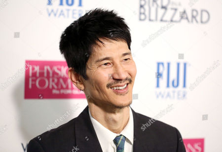 """Writer and director Gregg Araki arrives at the premiere of """"White Bird in a Blizzard"""" presented by FIJI Water on in Los Angeles"""