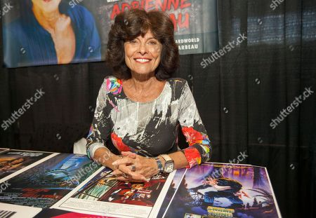 Adrienne Barbeau appears at the Wizard World Chicago Comic-Con, in Chicago