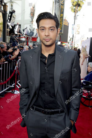 """Abhi Sinha seen at World Premiere of New Line Cinema's """"The Conjuring 2"""" at 2016 LA Film Festival, in Los Angeles"""