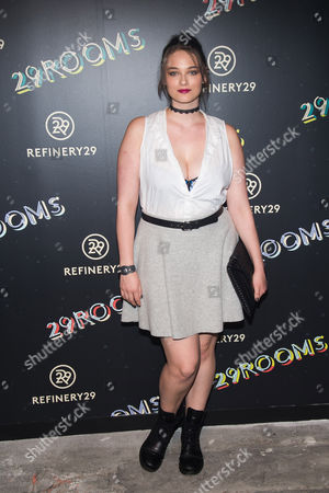 """Editorial photo of """"29Rooms: Powered by People"""" Opening Night, New York, USA"""