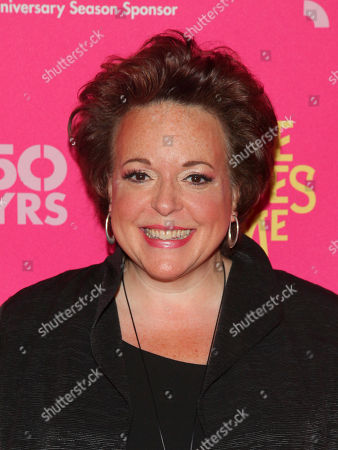 "Stock Photo of Gina Ferrall attends the Broadway opening night of ""She Loves Me"" at Studio 54, in New York"