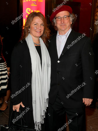 """Editorial picture of """"She Loves Me"""" Broadway Opening Night, New York, USA"""