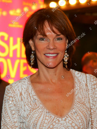 "Carolyn McCormick attends the Broadway opening night of ""She Loves Me"" at Studio 54, in New York"