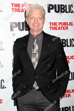 "Actor Ben Livingston attends the opening night party of ""The Library"" at The Public Theater on in New York"