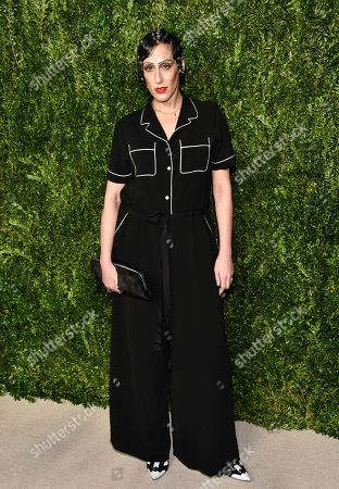 Ladyfag attends the 13th Annual CFDA / Vogue Fashion Fund Gala at Spring Studios, in New York