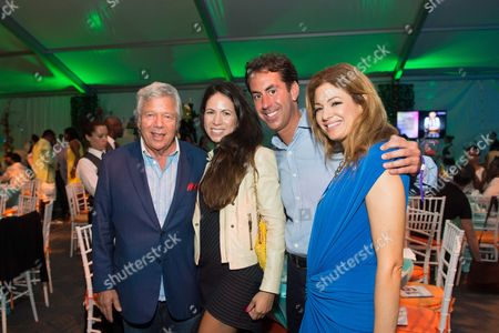 Editorial picture of 15th Annual Art for Life Benefit, Water Mill, USA