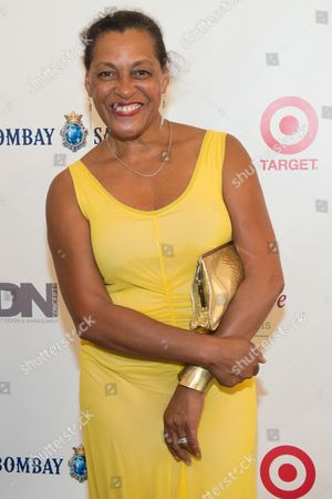 Carrie Mae Weems attends the Rush Philanthropic Arts Foundation's 15th Annual Art for Life Benefit at Fairview Farms in Water Mill, in New York
