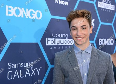 Editorial image of 16th Annual Young Hollywood Awards, Los Angeles, USA