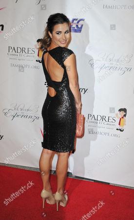 Josie Loren arrives at the 2013 El Sueno De Esperanza Gala at the Club Nokia L.A. Live on in Los Angeles