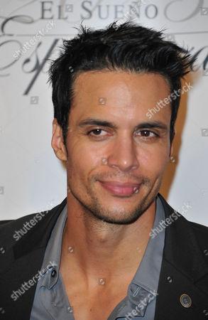 Matt Cedeno arrives at the 2013 El Sueno De Esperanza Gala at the Club Nokia L.A. Live on in Los Angeles