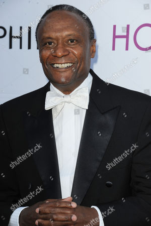 Thomas Wilkins arrives at the 2013 Hollywood Bowl Opening Night on in Los Angeles