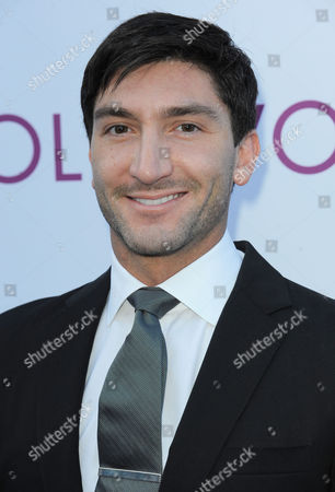 Evan Lysacek arrives at the 2013 Hollywood Bowl Opening Night on in Los Angeles