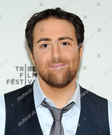 """Director Bert Marcus attends the """"Champs"""" Tribeca Talks after screening event, during the 2014 Tribeca Film Festival, at the SVA Theatre on in New York"""