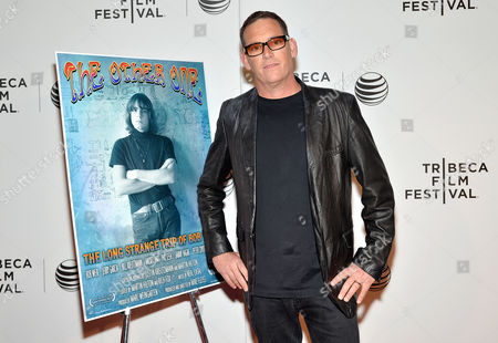 """Stock Image of Director Mike Fleiss attends the premiere of """"The Other One: The Long, Strange Trip of Bob Weir"""" during 2014 Tribeca Film Festival on in New York"""