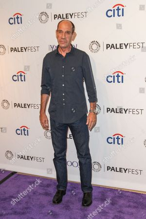 Miguel Ferrer attends the at 2015 PaleyFest Fall TV Previews at The Paley Center for Media, in Beverly Hills, Calif