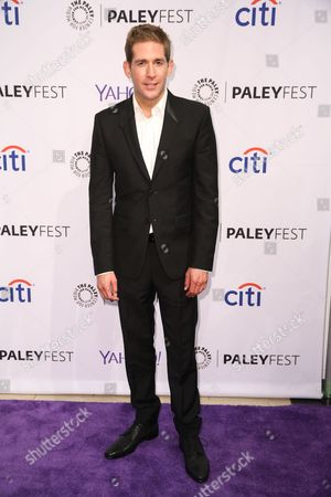 Eric Szmanda arrives at the 2015 PaleyFest Fall TV Previews at The Paley Center for Media, in Beverly Hills, Calif