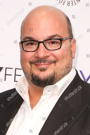Anthony E. Zuiker arrives at the 2015 PaleyFest Fall TV Previews at The Paley Center for Media, in Beverly Hills, Calif