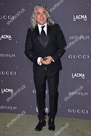 Mitch Glazer arrives at the 2016 LACMA Art + Film Gala on in Los Angeles