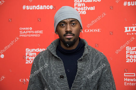 """Robert Hunter poses at the premiere of """"The Land"""" during the 2016 Sundance Film Festival, in Park City, Utah"""