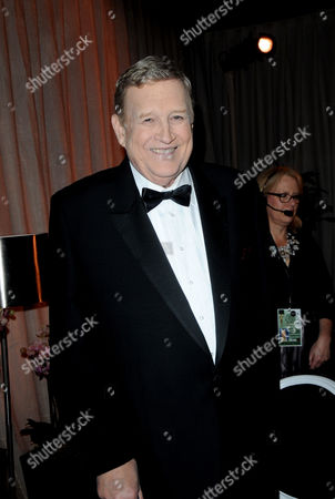 Ken Howard pose in the green room at the 22nd annual Screen Actors Guild Awards at the Shrine Auditorium & Expo Hall, in Los Angeles