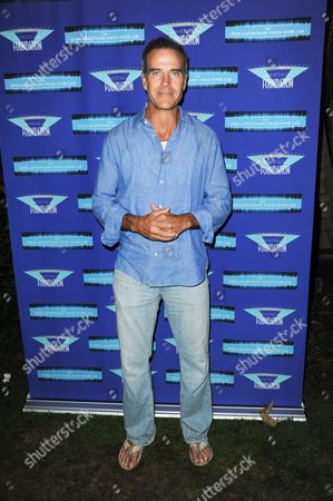Richard Burgi attends the 3rd Annual SAG Foundation Poker Classic on Saturday, Aug. 24 in Los Angeles