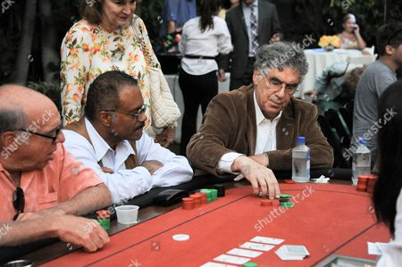Editorial photo of 3rd Annual SAG Foundation Poker Classic, Los Angeles, USA