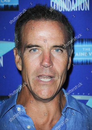 Stock Image of Richard Burgi attends the 3rd Annual SAG Foundation Poker Classic on Saturday, Aug. 24 in Los Angeles
