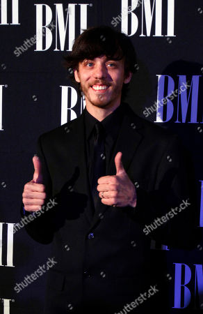 Greg Bates at the 60th Annual BMI Country Awards, in Nashville