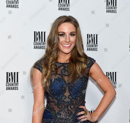 Tara Thompson seen at 64th Annual BMI Country Awards at BMI, in Nashville, TN